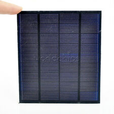 9V 1.5W Mini Solar Collector Solar Power Panel DIY for Cell Phone Charger