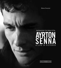 Ayrton Senna - A Life in Pictures (F1 Toleman Lotus McLaren Williams) Buch book
