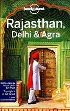 Travel Guide: Lonely Planet - Rajasthan, Delhi and Agra by Abigail Blasi,...