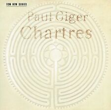Chartres by Paul Giger (CD, May-1994, ECM)