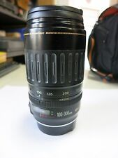 Canon Zoom Lens EF 4,5-5,6/100-300 Ultrasonic