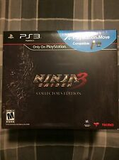 Ninja Gaiden 3 Collector's Edition PS3