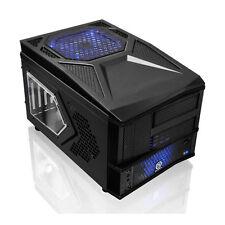 Thermaltake ARMOR A30 VM70001W2Z Black SECC MicroATX Mini Tower Computer Case