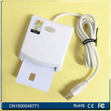 Contact Smart IC Card Reader Writer PC/SC USB - CCID EMV ISO7816 + SLE4442 Card