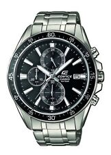 Casio Edifice EFR-546D-1AVUEF Date 100m Chronograph Stopwatch RRP £200 Watch