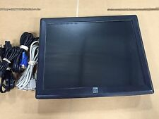 "ELO 1515L 15"" TOUCH SCREEN MONITOR (COMBO USB/SERIAL) NO STAND JUST MONITOR"