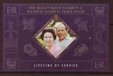 ISLE OF MAN 2011 LIFETIME OF SERVICE UNMOUNTED MINT, MNH