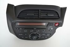 HONDA JAZZ 2012 1.4 L13Z1 PETROL RHD CD PLAYER RADIO DISPLAY 39100-TF3-E600-XB