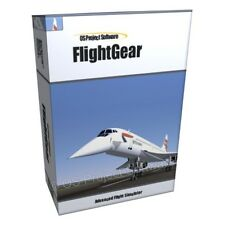 Pro flight simulator x 2010 real flight sim CD de jeu