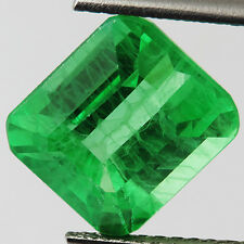 EMERALD CHATHUM 15.75ct MARVELOUS COLOMBIAN GREEN LOOSE OCTAGON