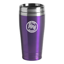 High Point University - 16-ounce Travel Mug Tumbler - Purple
