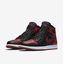 "Nike Air Jordan 1 Retro OG BRED""BANNED""Neu und Ungetragen GR. 41/US 8 555088-001"