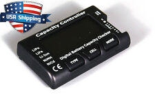 Digital Battery Capacity Checker RC CellMeter 7 for LiPo LiFe Li-ion NiMH Nicd