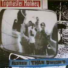 "TRIPMASTER MONKEY - Faster Than Dwight EP (10"") (EX/EX)"