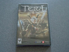 Tera Online - Includes Founder's Status  WIN PC, 2012   NEW