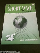 SHORT WAVE - SEPT 1970 - BASIC 2 METER TRANSMITTER