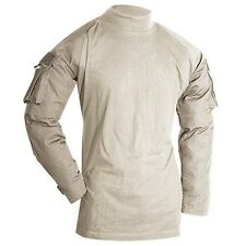 Voodoo Tactical Outdoor Military Combat & Hunting Long Sleeve Shirt XLarge Sand
