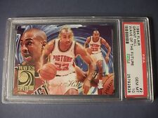 GRANT HILL 1994-95 Fleer Flair Wave of the Future #2 PSA GEM MINT 10 RC Pistons
