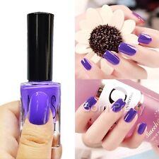 15ml Purple Color Nail Art Polish Nail Enamel Nail Art Painting Varnish Nail Tip
