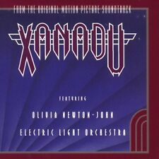 XANADU CD - ORIGINAL MOTION PICTURE SOUNDTRACK (1998) - NEW UNOPENED