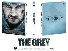 The Grey ( Blu-ray ) / Liam Neeson / Region A