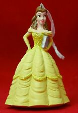 Belle Princess Beauty & Beast CHRISTMAS Hallmark Resin Ornament DISNEY 2016 Gift