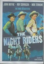 THE NIGHT RIDERS JOHN WAYNE   ALL REGION DVD