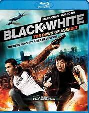 Black & White Episode 1: The Dawn of Assault New Blu-ray