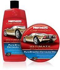 Mothers 05750;Car Wax; California Gold; Brazilian Carnauba; Liquid; 16 Ounce