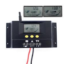 LCD 30A PWM Solar Panel Regulador de Batería Carga Controller 12V/24V 360W/720W
