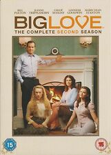 BIG LOVE - Series 2. Bill Paxton, Chloe Sevigny (HBO 4xDVD SLIM BOX SET 2011)