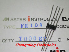 100pcs FR104 1A 400V Fast recovery rectifier Diodes