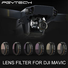 PGY G-UV ND4 ND8 ND16 ND32 CPL HD Camera Lens Filters Set for FPV DJI MAVIC Pro