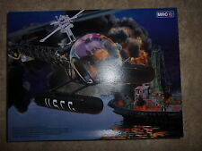 1:35 MRC Nº BA 109-Bell htl-4 us coast guard Helicopter. Kit. OVP