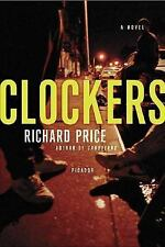 Clockers : A Novel by Richard Price (2008, Paperback)