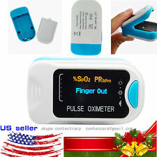 FDA Finger Pulse Oximeter, fingertip oximeter Blood Oxygen,SPO2 PR+softbag,rope