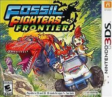 Fossil Fighters: Frontier (Nintendo 3DS, 2015) - BRAND NEW! Factory sealed