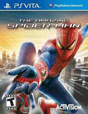 The Amazing Spider-Man Spiderman PS Vita Game PSV Brand New Sealed