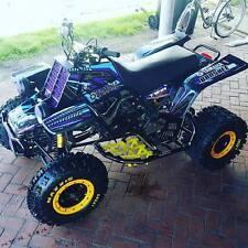 BANSHEE 350 YFM350 Yamaha SEMI CUSTOM GRAPHICS KIT Faast5