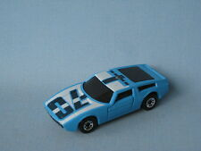 Matchbox Super GT Maserati Bora Blue Body UK Issue UB Toy Model Car