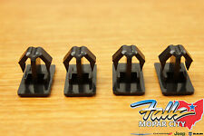 2005-2010 Chrysler 300 Dodge Charger Magnum Rocker Molding Clips Set of 4 Mopar