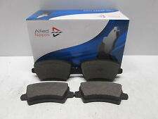 FRENO Posteriore PADS FIT FORD S-MAX 2006-2016 1.6 1.8 2.0 2.2 2.3 2.5 TDCI EcoBoost