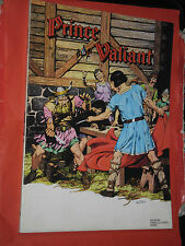 PRINCE VALIANT- THE DAYS OF KING ARTHUR-CONTI- anno-1957/1959 :HAROLD FOSTER-HAL