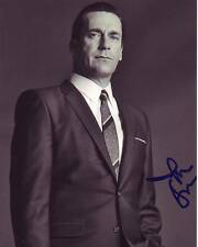 Jon Hamm Signed Autographed 8x10 Mad Men Photograph