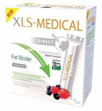 XLS Medical Direct - Fat Binder Sachets (30 Lot -10 approvisionnement quotidien)
