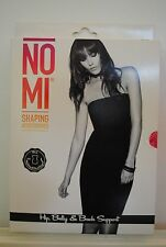 NO-MI SHAPING BLACK LARGE SUPPORT DRESS NEW