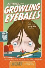 Attack of the Growling Eyeballs 1 by Lin Oliver (2009, Paperback)