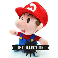SUPER MARIO BABY PELUCHE mini party nintendo wii u junior new plush bb jr. doll