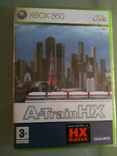 A-TRAIN  XBOX 360 SIGILLATO VERS. UFF. ITALIANA