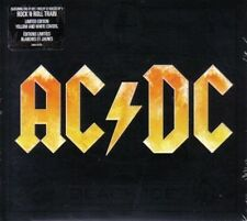 AC/DC - BLACK ICE - CD SPECIAL WALMART LIMITED EDITION YELLOW COVER BRAND NEW